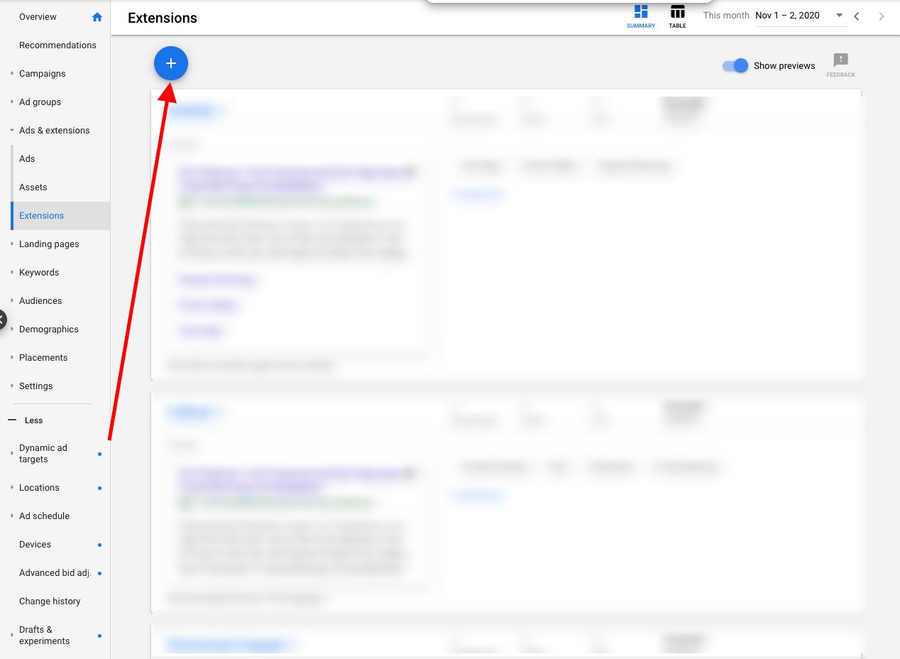 screenshot ads.google.com 2020.11.02 07 22 44